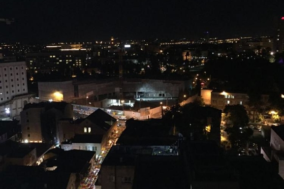 סקוט דיסיק בביקור בישראל
