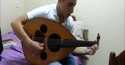 Nahawand improvisation Oud