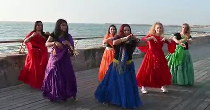 ריקודי בוליווד בישראל